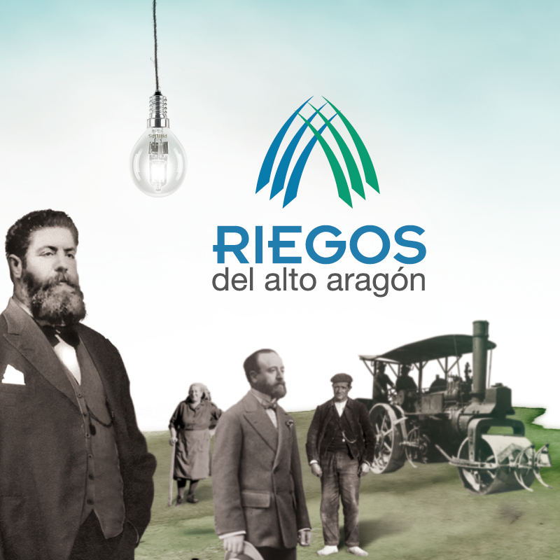 Corporate video for Riegos del Alto Aragón