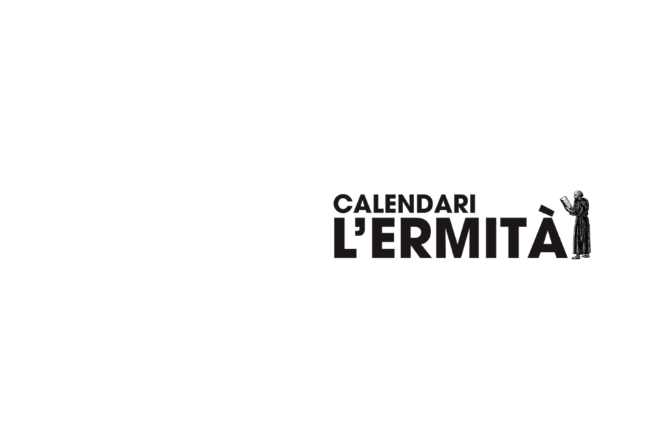 Calendari de l'Ermità applications corporate identity