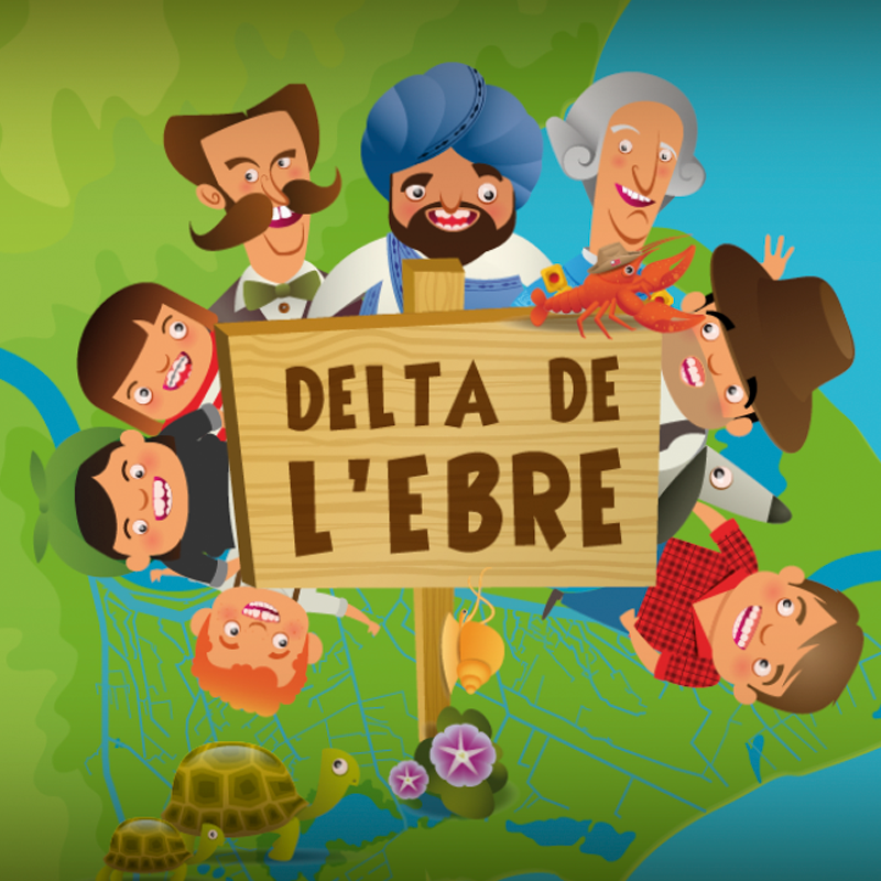 Didactic video for Comunitat de Regants del Canal de la Dreta de l'Ebre